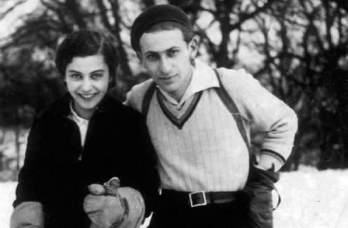 Gyarmati Fanni & Radnóti Miklós